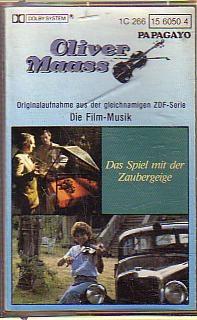 MC EMI Oliver Maass Die Film Musik