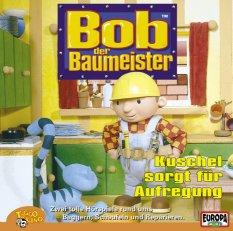 MC Bob der Baumeister Folge 04 Kuschel sorgt für Aufregung