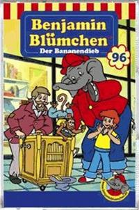 Benjamin Blümchen Folge 96 Der Bananendieb