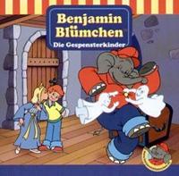 Benjamin Blümchen Folge 97 und die Gespensterkinder