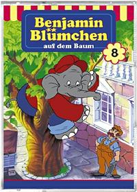 Benjamin Blümchen Folge 008 ...auf dem Baum
