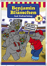 Benjamin Blümchen Folge 009  hat Geburtstag