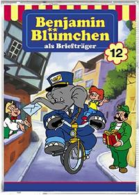 Benjamin Blümchen Folge 012 als Briefträger