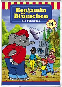 Benjamin Blümchen Folge 014 als Filmstar