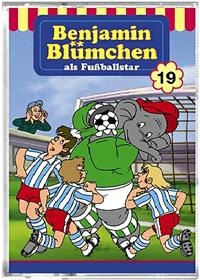 Benjamin Blümchen Folge 019 als Fußballstar
