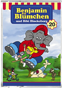 Benjamin Blümchen Folge 020 und Bibi Blocksberg