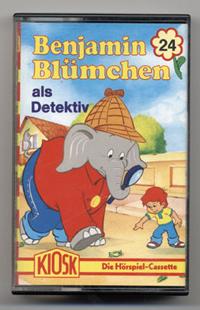 Benjamin Blümchen Folge 24