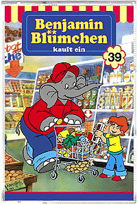 Benjamin Blümchen Folge 39