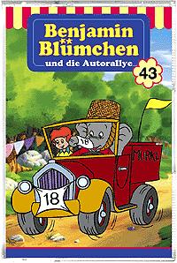 Benjamin Blümchen Folge 43