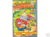 Benjamin Blümchen Folge 47 als Gärtner