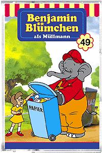 Benjamin Blümchen Folge 49