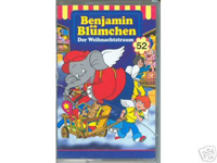 Benjamin Blümchen Folge 52