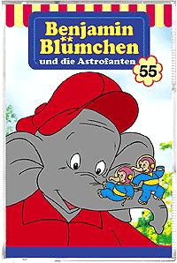 Benjamin Blümchen Folge 55