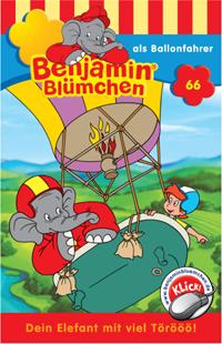 Benjamin Blümchen Folge 66 ...als Ballonfahrer