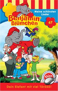 Benjamin Blümchen Folge 67 Meine schönsten Lieder