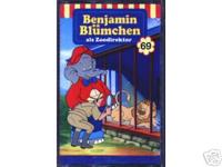 Benjamin Blümchen Folge 69 ...als Zoodirektor