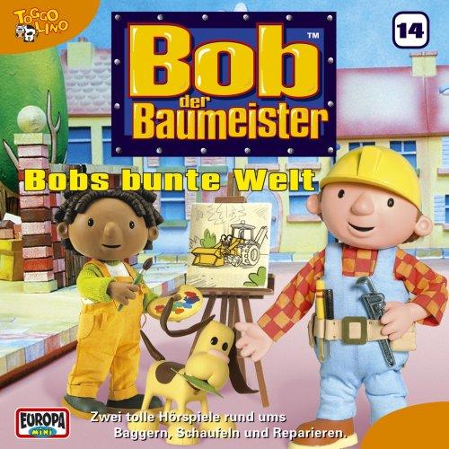 MC Bob der Baumeister Folge 14 Bobs bunte Welt