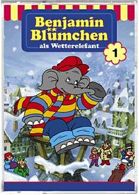 Benjamin Blümchen Folge 001 als Wetterelefant