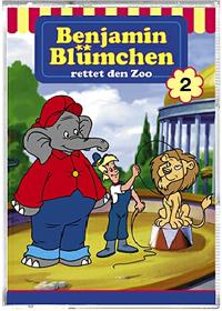 Benjamin Blümchen Folge 002 rettet den Zoo