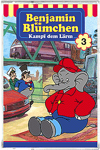 Benjamin Blümchen Folge 003 Kampf dem Lärm