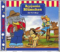 Benjamin Blümchen Folge 88 ... als Cowboy