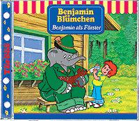 Benjamin Blümchen Folge 76 als Förster
