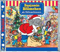 Benjamin Blümchen Folge 21 als Weihnachtsmann
