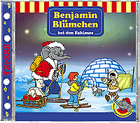 Benjamin Blümchen Folge 92 bei den Eskimos