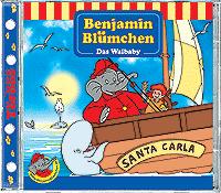 Benjamin Blümchen Folge 93 Das Walbaby