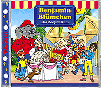 Benjamin Blümchen Folge 90 Das Zoojubiläum