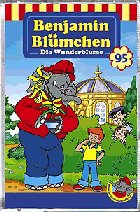 Benjamin Blümchen Folge 95 Die Wunderblume