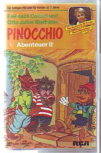 MC RCA Pinocchio Zäpfelkerns Abenteuer II