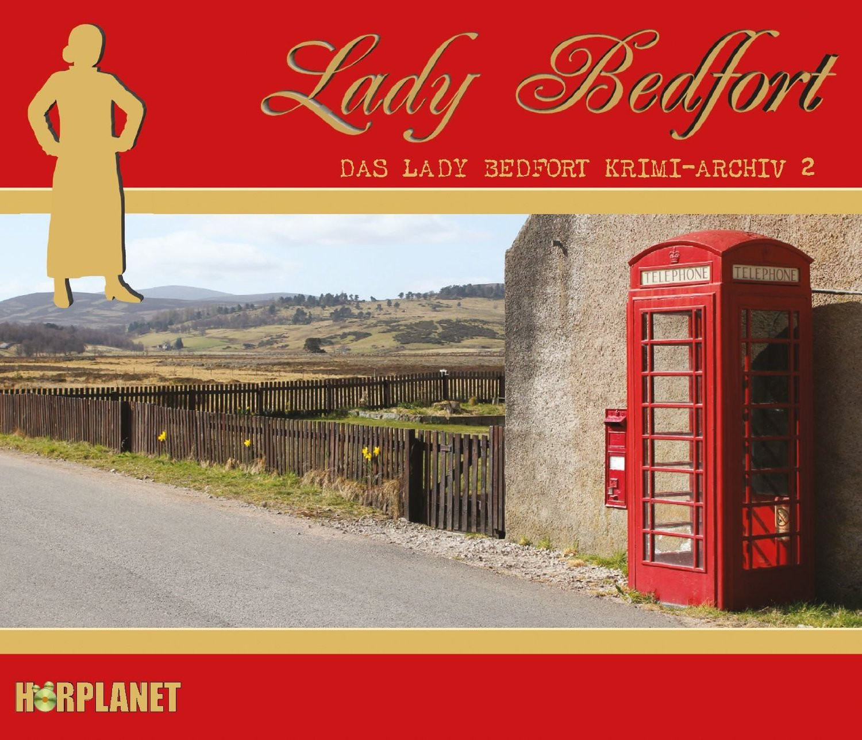 Lady Bedfort - Das Lady Bedfort Krimi-Archiv 2