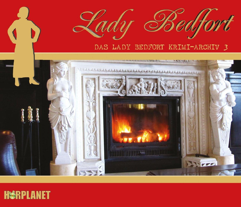Lady Bedfort - Das Lady Bedfort Krimi-Archiv 3