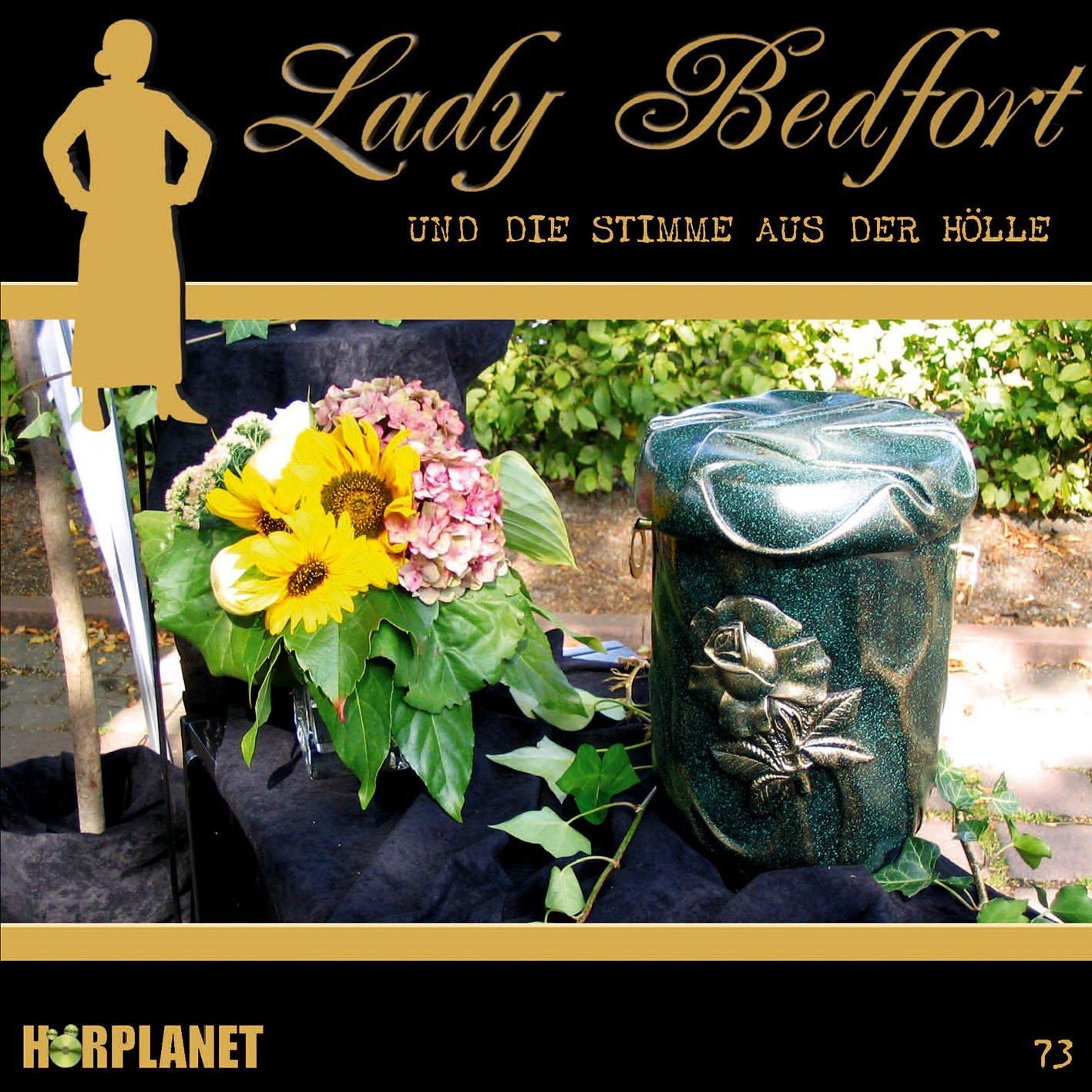 Lady Bedfort 73 Die Stimme aus der Hölle