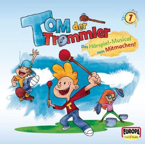 Tom der Trommler - 01: Tom, Flo und Trixi sammeln für die Klangs