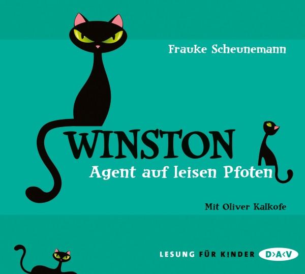 Frauke Scheunemann - Winston - Teil 2: Agent auf leisen Pfoten