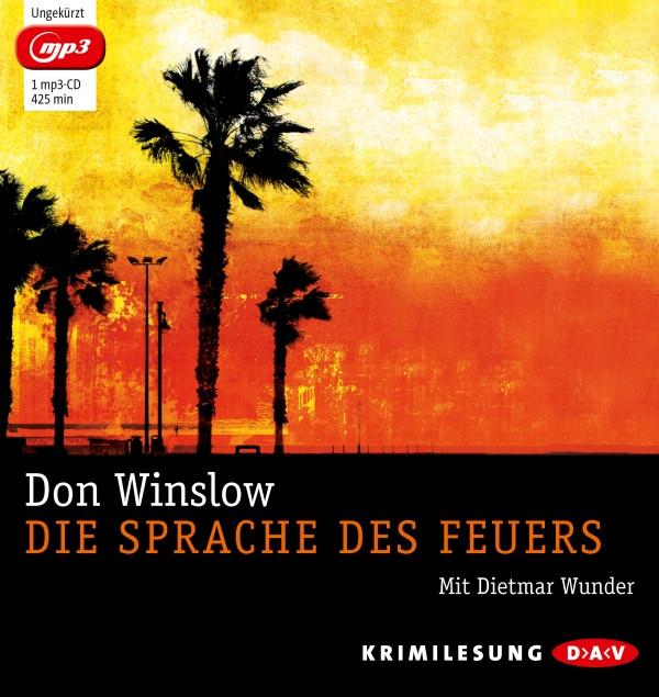 Don Winslow - Die Sprache des Feuers (mp3-CD)
