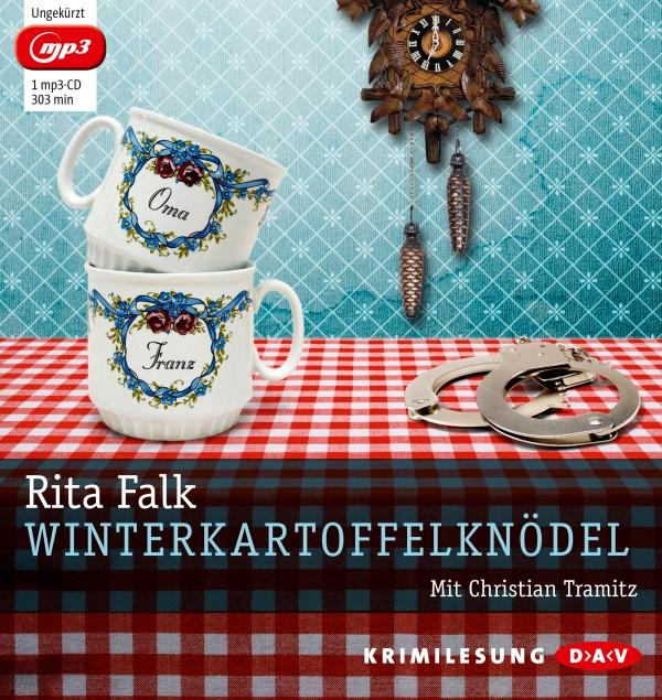 Rita Falk - Winterkartoffelknödel (mp3-CD)