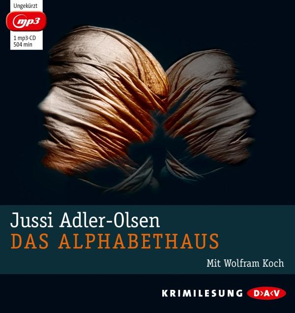 Jussi Adler-Olsen - Das Alphabethaus (mp3)