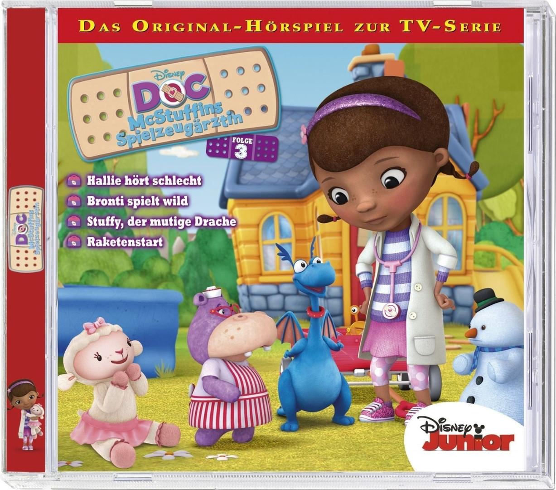 Doc McStuffins - Folge 3: Hallie hört schlecht