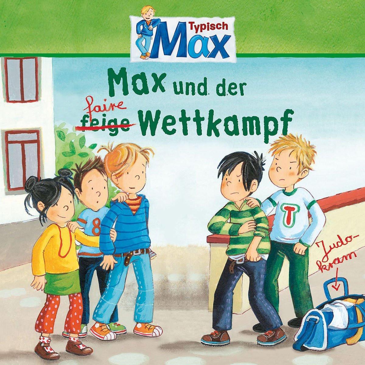 Max 13: Max und der faire Wettkampf