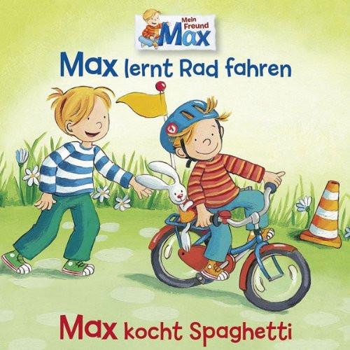 Max 12: Max lernt Rad fahren / Max kocht Spaghetti