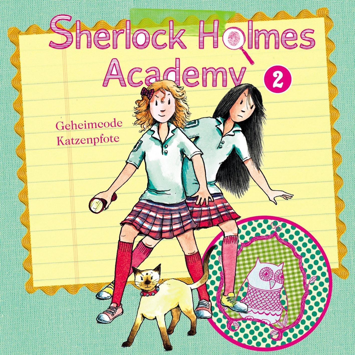 Sherlock Holmes Academy 02: Geheimcode Katzenpfote