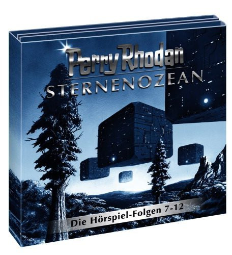Perry Rhodan: Sternenozean - Die Hörspiel-Folgen 7-12
