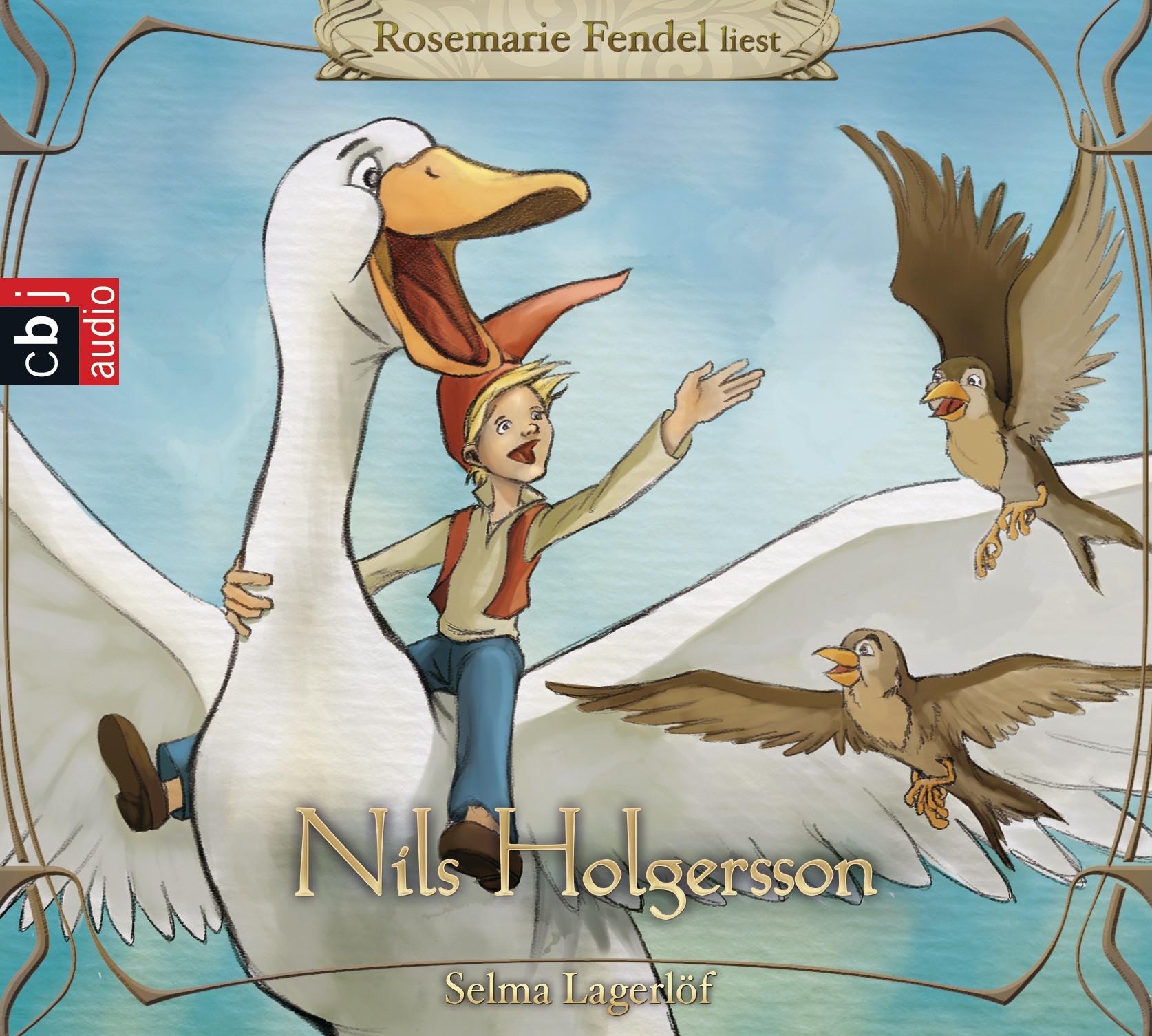 Selma Lagerlöf - Nils Holgersson