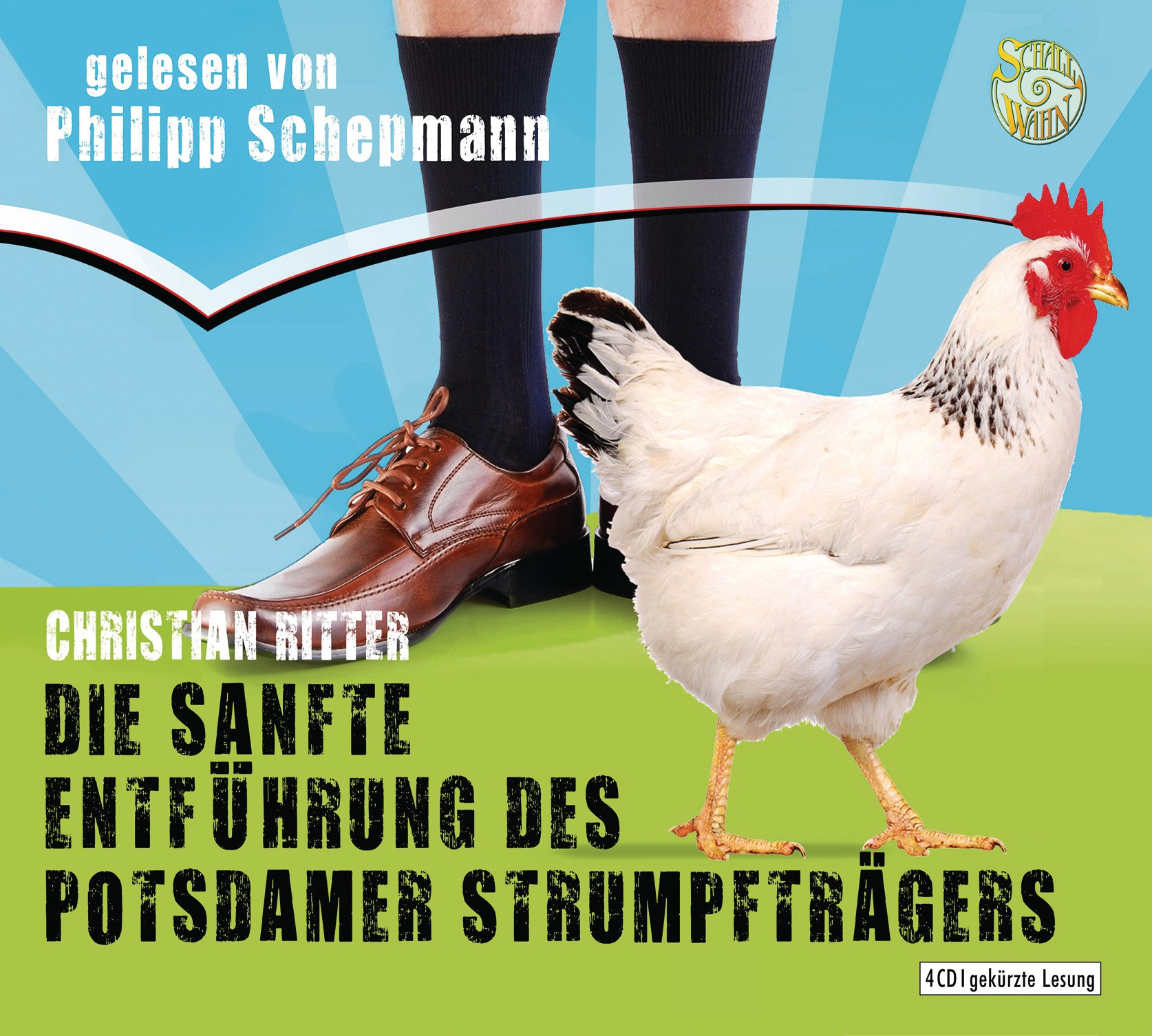 C. Ritter - Die sanfte Entführung des Potsdamer Strumpfträgers