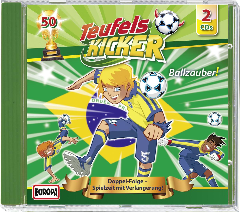 Die Teufelskicker 50 Ballzauber (2 CDs)