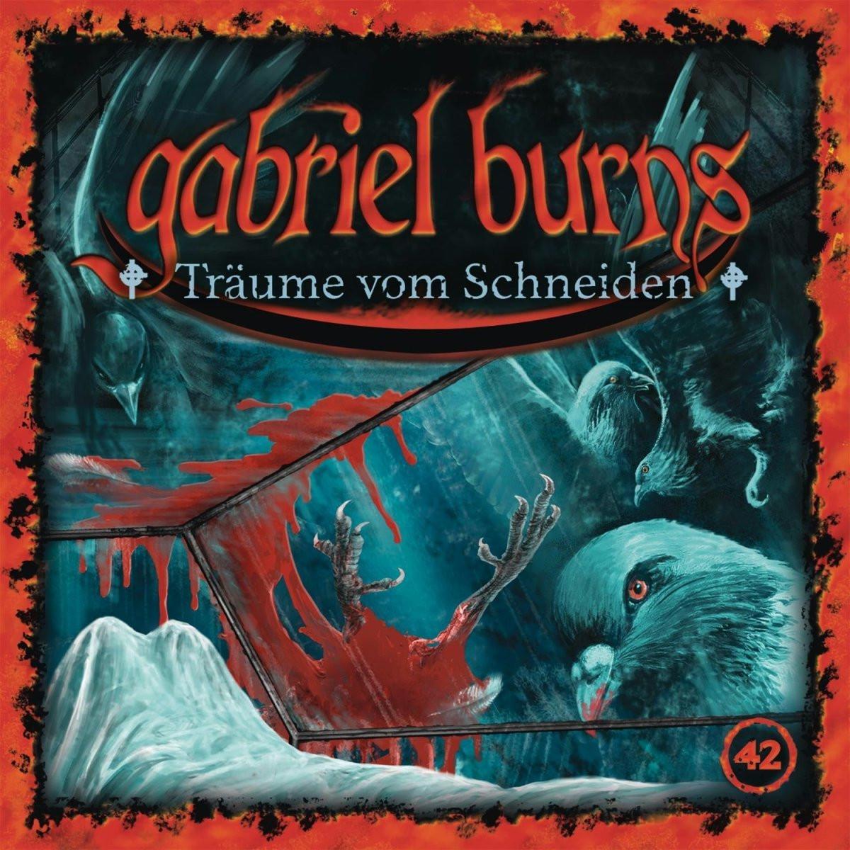 Gabriel Burns 42 Träume Vom Schneiden