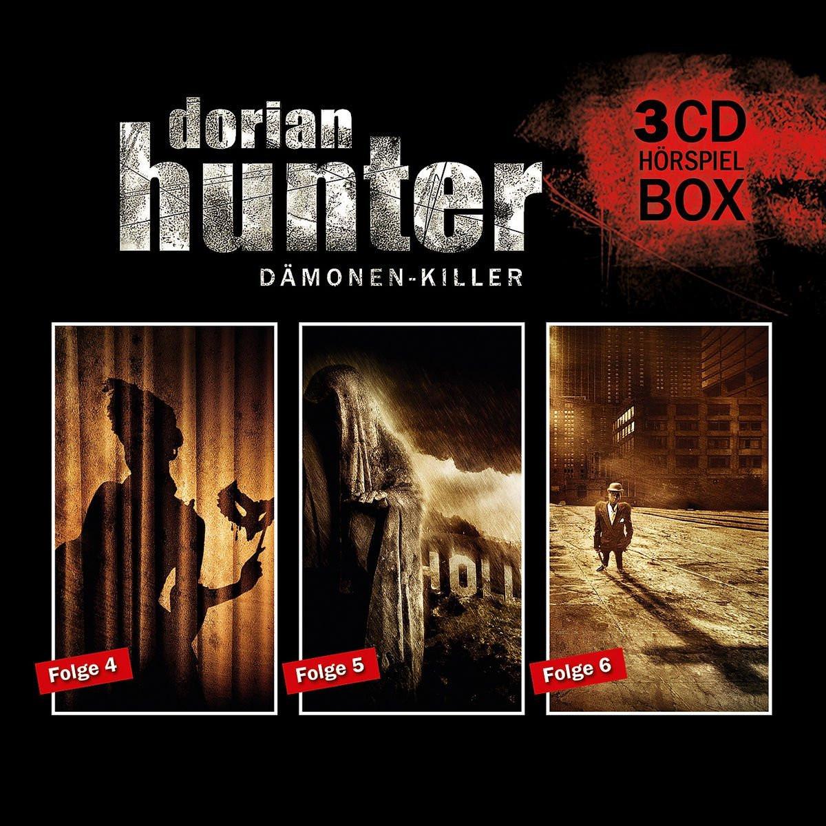 Dorian Hunter - Hörspielbox - Folge 04-06